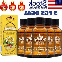 1/2/3/5 x 100% PURE Plant Therapy Lymphatic Drainage Ginger