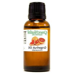 1 fl oz Grapefruit Essential Oil  - GreenHealth