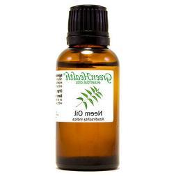 1 fl oz Neem Essential Oil  - GreenHealth
