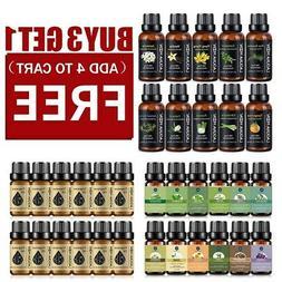 10/30ML Essential Oil 100% Pure & Natural Aromatherapy Diffu
