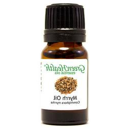 10 ml Myrrh Essential Oil  - GreenHealth