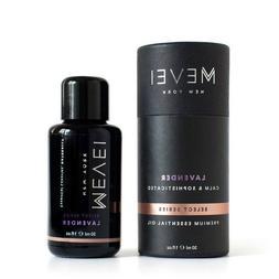 MEVEI 100% Pure & Natural LAVENDER Luxury Essential Oil 1fl