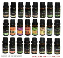100% Pure Essential Oil - 10 ml Free Shipping
