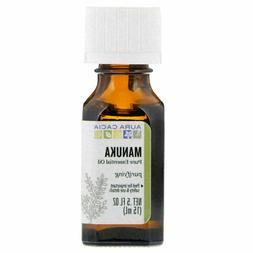 Aura Cacia 100% Pure Essential Oil Manuka