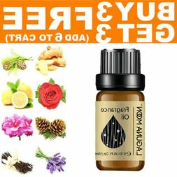 10ml Fragrance Oils Essential Oil  For Candle Soap Bathbomb