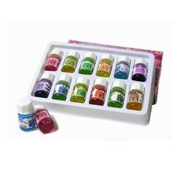 12 Scents 3ML Essential Oil Home Fragrance Set For Diffuser