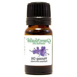 15 ml Hyssop Essential Oil  - GreenHealth