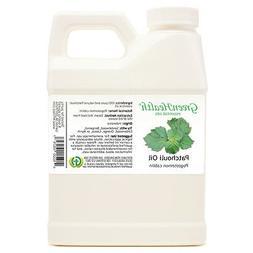 16 fl oz Patchouli Essential Oil  Plastic Jug
