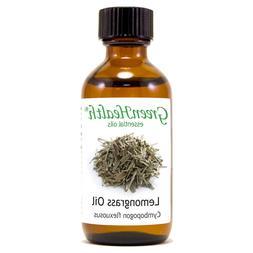 2 fl oz Lemongrass Essential Oil  - GreenHealth