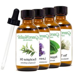 Most Popular 2 oz Essential Oils with Glass Dropper, Free Sh
