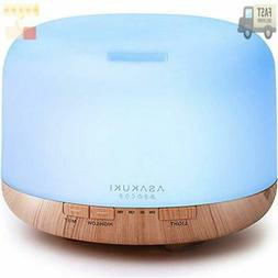 Essential Oil Diffuser 5 In 1 Ultrasonic Aromatherapy Oil Va