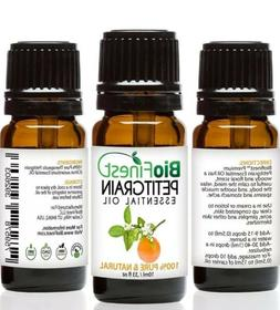 3 PACK Biofinest Petitgrain Essential Oil 100% Pure & Natura