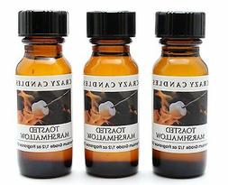 3 Toasted Marshmallow 1/2oz Premium Grade Scented Fragrance