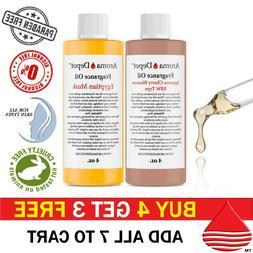4 oz Fragrance Oils for Candle Soap Bath Bomb Incense Making