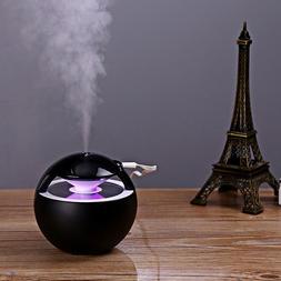 450ml Cool Mist Humidifier Ultrasonic <font><b>Aroma</b></fo