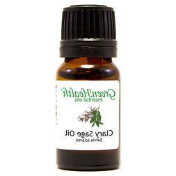 5 ml Clary Sage Essential Oil  - GreenHealth