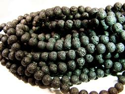 6mm Natural Lava Beads Diffuser Scent Aromatherapy Essential