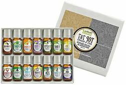 7) Blends and 7) Top Single Oils 100% Pure Therapeutic Grade