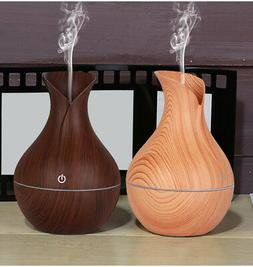 7 Color Air Essential Oil Diffuser LED Ultrasonic Aroma Arom