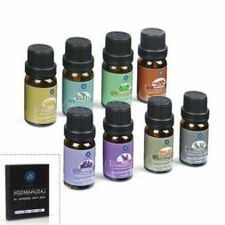 Lagunamoon Essential Oils  Top 8 Gift Set Pure Essential Oil