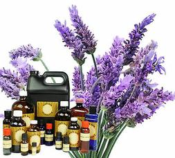 8 oz Lavender Essential Oil - 100% PURE NATURAL - Aromathera