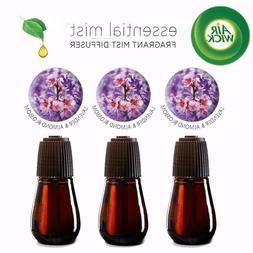Air Wick Essential Oils Diffuser Mist Refill, Lavender & Alm
