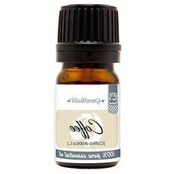 GreenHealth - 5 ml - Coffee Essential Oil