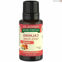 Nature's Truth Aromatherapy Calming 100% Pure Essential Oil,