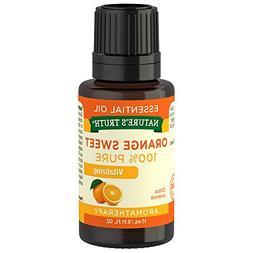 Nature's Truth Vitamins Essential Oil, Orange, 0.51 Fluid Ou