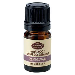 Anxious 5ml Pure Essential Oil Blend BUY 3 GET1 by Fabulous