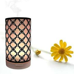 Aromatherapy Diffusers Essential Oil Humidifier: Iron Cover