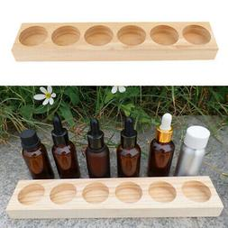 Aromatherapy Essential Oil Case Display Stand Storage Organi