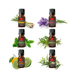 100% Pure Essential Oil Aromatherapy Gift Set for Diffuser H