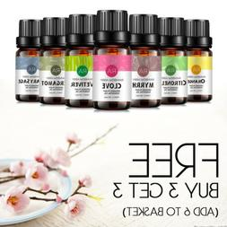 RA 10ml Essential Oil 100% Pure & Natural Aromatherapy Aroma
