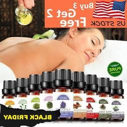 aromatherapy essential oils 100 percent natural pure