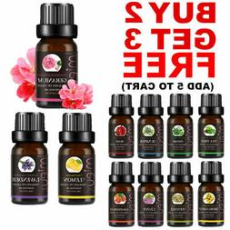 Aromatherapy Essential Oils 100% Natural & Pure Organic Esse