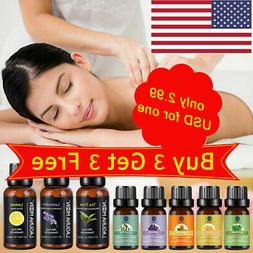 Aromatherapy Essential Oils Natural Pure Organic Essential O