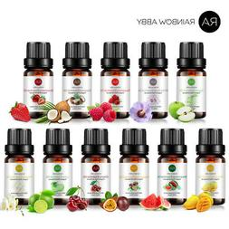 Aromatherapy Fruit 10ml Essential Oils Natural Pure Essentia