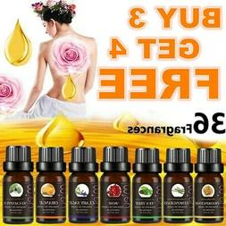 Aromatherapy Fruit Essential Oils Natural Pure Organic Essen