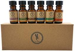 aromatherapy kit 6 essential oils