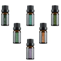 Aromatherapy Oils 100% Pure Basic Essential Oil Gift Set by