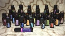 Authentic doTERRA Essential Oil Samples Samples