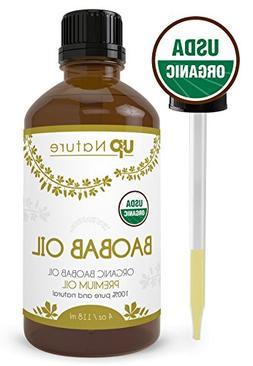 UpNature The Best Baobab Essential Oil 4 OZ - Organic - 100%