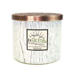 Bath Body Works Winter Sage Essential Oils 3-Wick Scented Ca