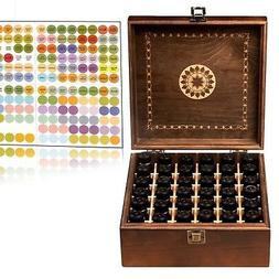 Beautiful Essential Oil Storage Box 36 Bottle - Holds 5-15ml