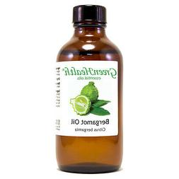 4 fl oz Bergamot Essential Oil  - GreenHealth