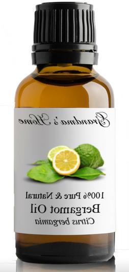 Bergamot Essential Oil - 30 mL 100% Pure and Natural Free Sh