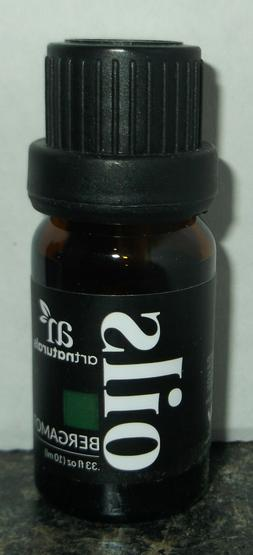 Bergamot Pure Essential Oil 10 ml Bottle Artnaturals New Sea