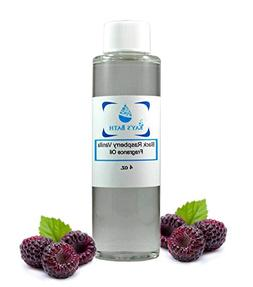 Black Raspberry Vanilla Fragrance Oil - Essential for Candle