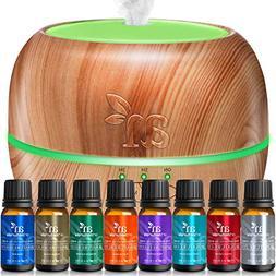 ArtNaturals Essential Oil Blends and Diffuser Set –  – A